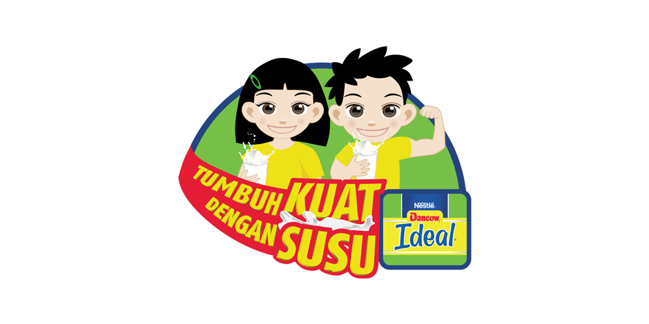 logo dancow ideal TKDS