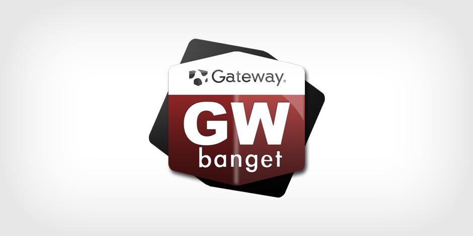 logo gateway gw banget
